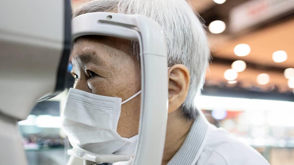 A degeneração da mácula é a principal causa de perda de visão após os 50 anos.