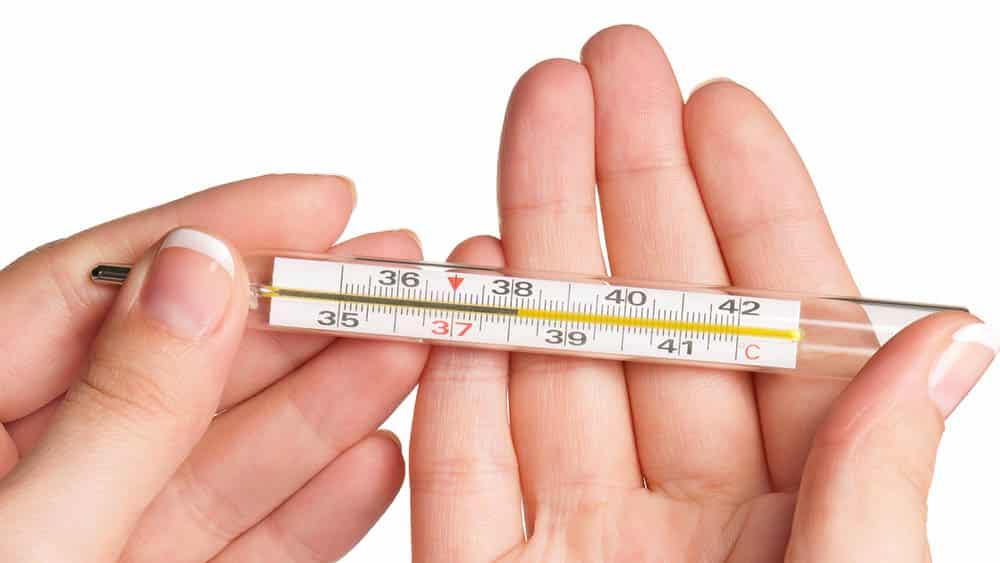 termometro febre gripe