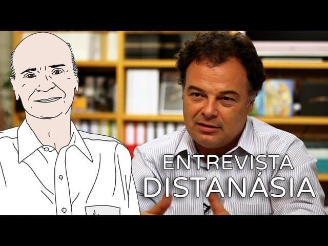 """Pneumologista Daniel Deheinzelin e o texto """"entrevista distanásia""""."""