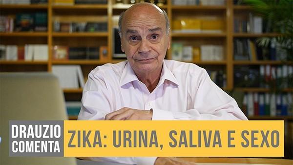 zika urina