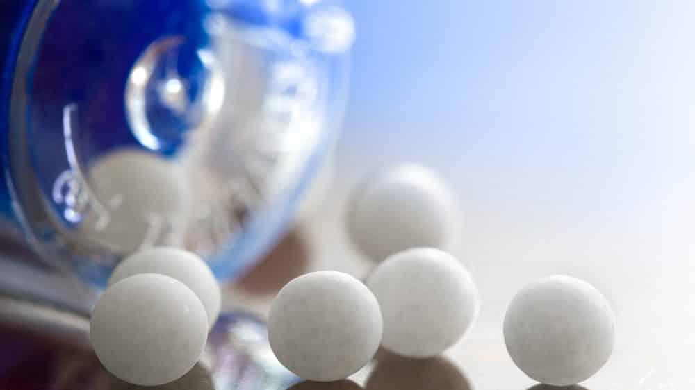 comprimidos de homeopatia. Efeito placebo vem sendo estudado pela medicina