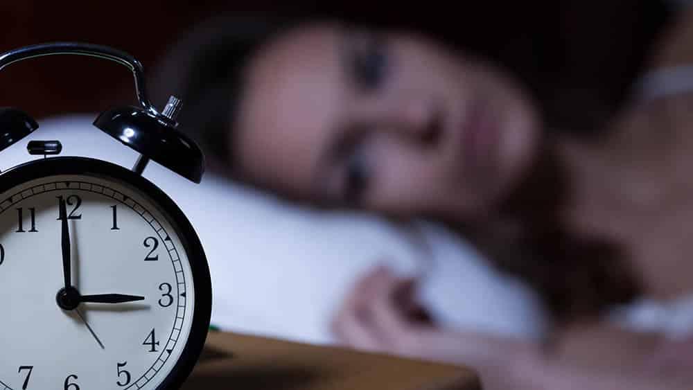 sono insonia mulheres