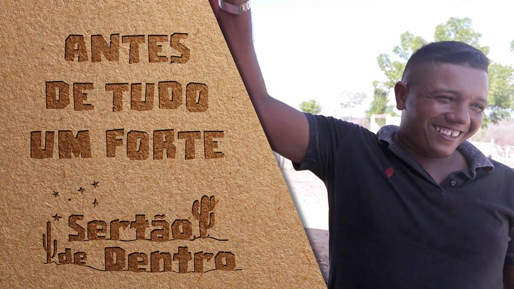 Thumb com paciente do episódio 4 de Sertão de Dentro.