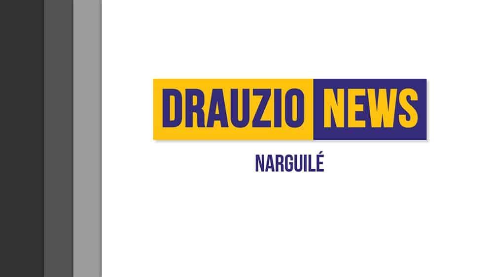 Thumbnail do Drauzio News 22, sobre narguilé.