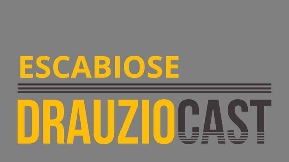 Thumbnail do DrauzioCast 56, sobre sarna.