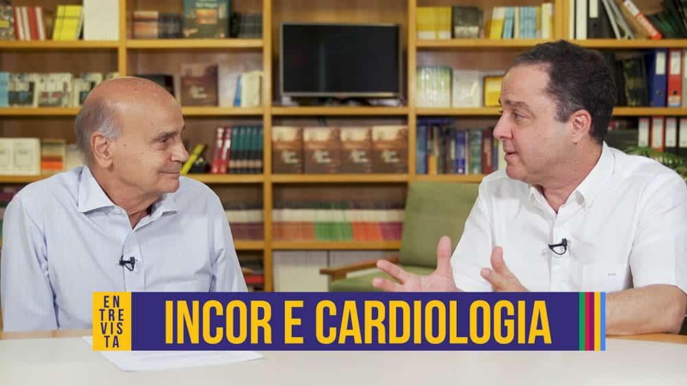 Dr. Drauzio Varella e dr. Roberto Kalil Filho.