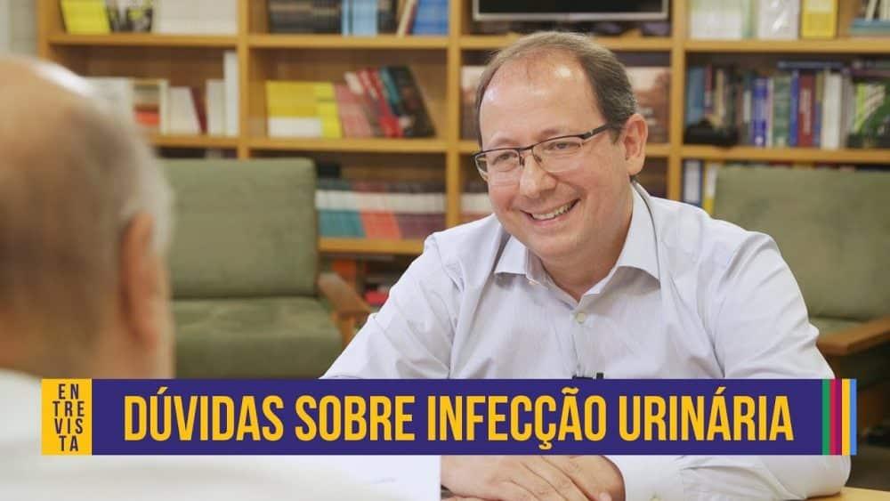 dr. rodrigo de aquino castro responde dúvidas sobre infecção urinária