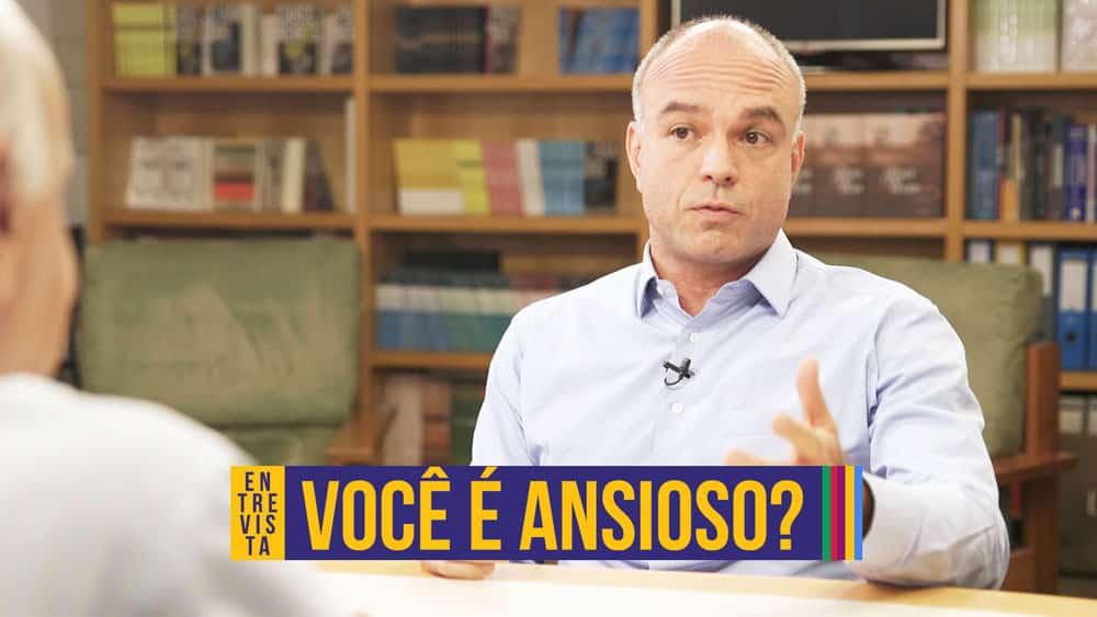 O psiquiatra Rodrigo Bressan fala com o dr. Drauzio Varella sobre ansiedade.
