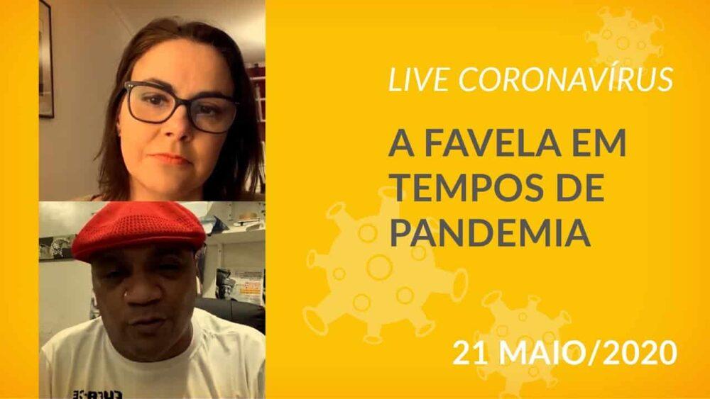 mariana varella fala sobre a situação das favelas em tempos de pandemia do novo coronavírus no brasil