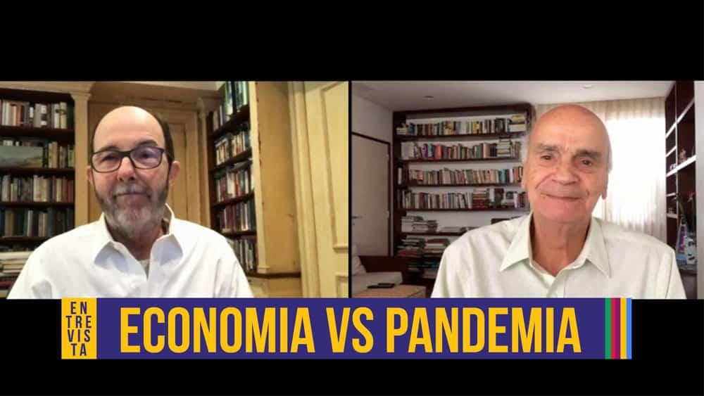 Dr. Drauzio Varella entrevista o economista Armínio Fraga, que fala sobre sobre os impactos e as soluções para a economia em meio a pandemia do coronavírus.