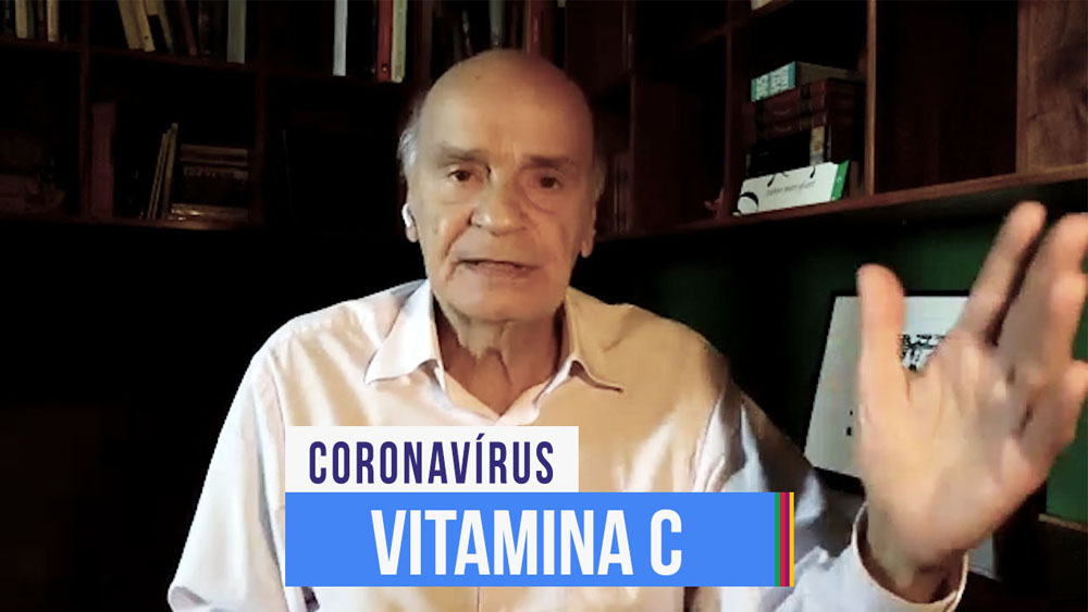 Dr. Drauzio Varella fala sobre o mito da vitamina c prevenir a gripe ou o coronavírus.
