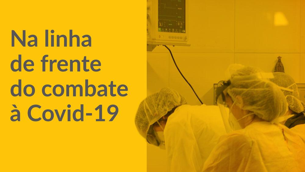 Portal Drauzio Varella acompanha o trabalho de uma médica na linha de frente do combate ao coronavírus em Mococa, interior paulista.
