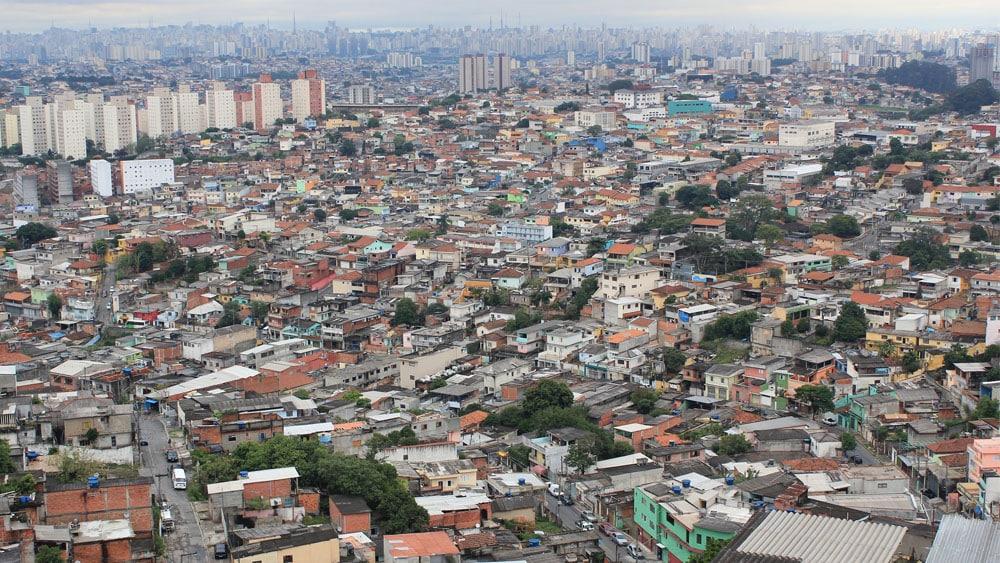 Brasilândia, um dos bairros mais afetados em São Paulo pela pandemia do coronavírus. Foto: Avelino Regicina (CC BY-SA 2.0)