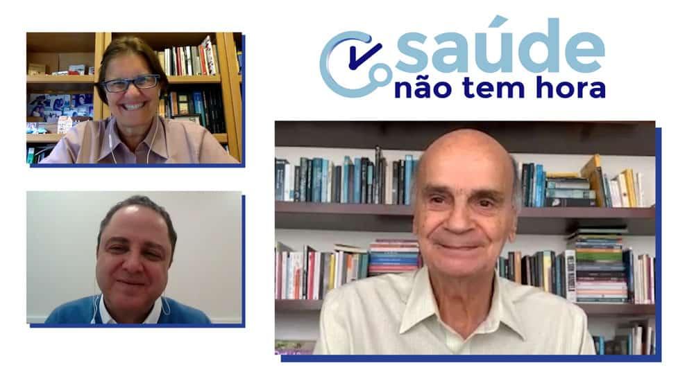 Dr. Drauzio Varella entrevista dra. Ana Escobar e dr. Roberto Kalil, que falam sobre os cuidados com o diabetes e cardíacos durante a pandemia.