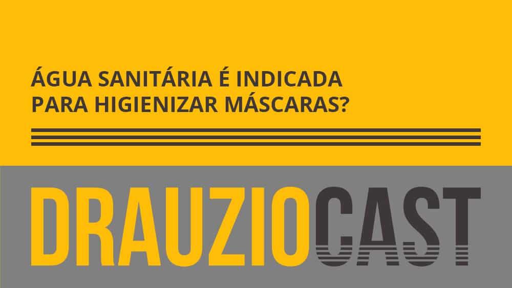Dr. Drauzio ensina como lavar corretamente a máscara e se proteger do novo coronavírus.