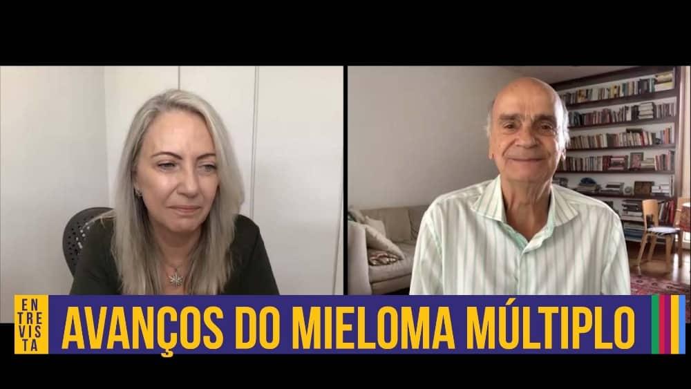 Dr. Drauzio Varella entrevista a médica hematologista dra. Vânia Hungria, que fala sobre os avanços no tratamento do mieloma múltiplo.