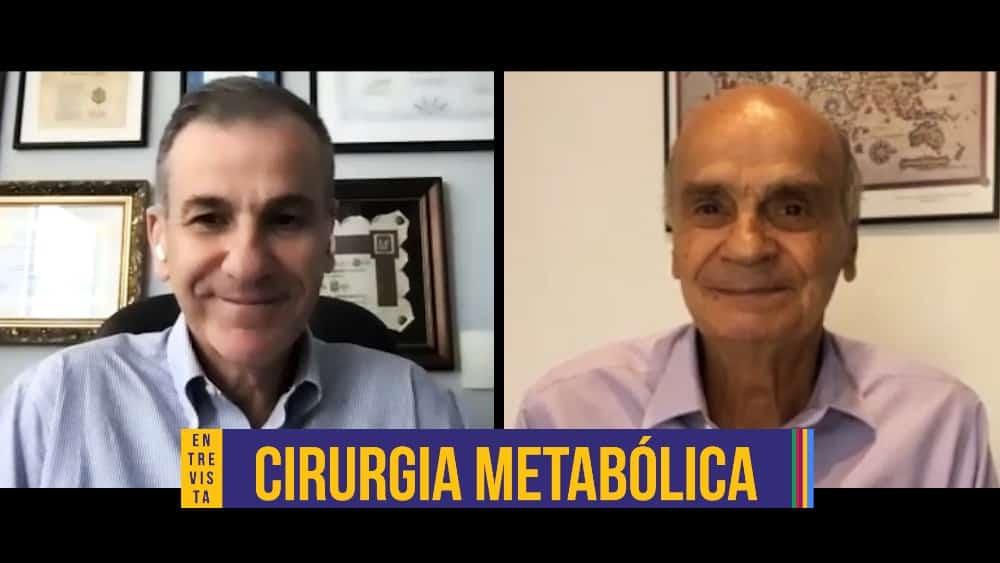 Dr. Drauzio Varella entrevista o médico cirurgião dr. Ricardo Cohen, que fala explica detalhes da cirurgia metabólica.