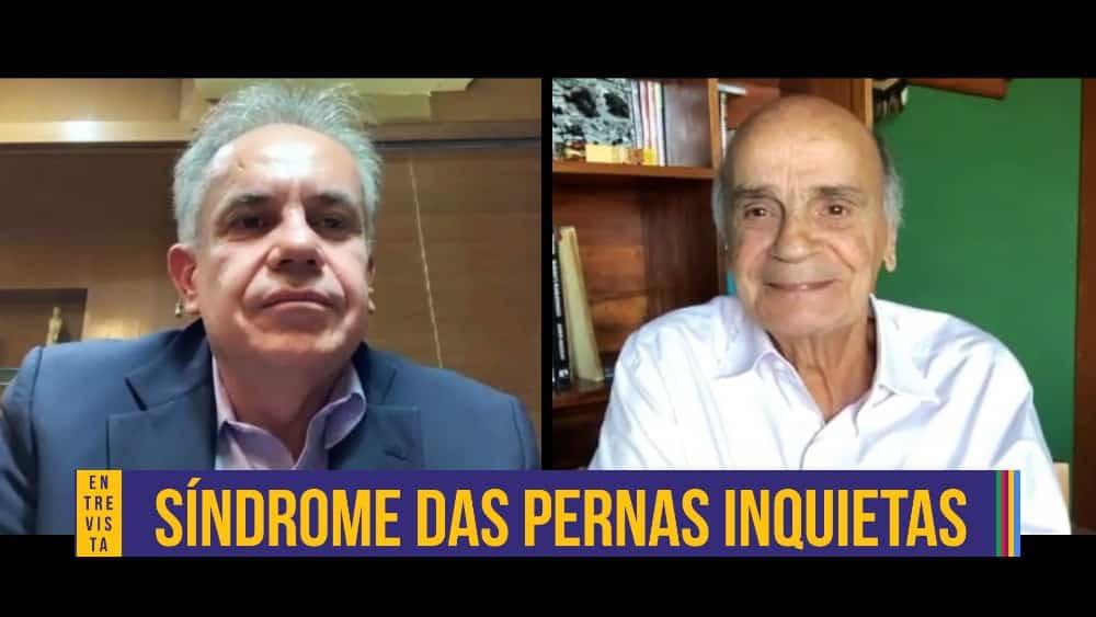 Dr. Drauzio recebe o neurocirurgião Ezir Lima Junior, que responde perguntas sobre a síndrome das pernas inquietas.