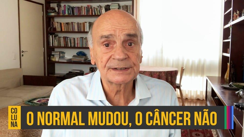 Dr. Drauzio Varella fala sobre a importância de seguir com o tratamento de câncer, mesmo durante a pandemia do coronavírus.
