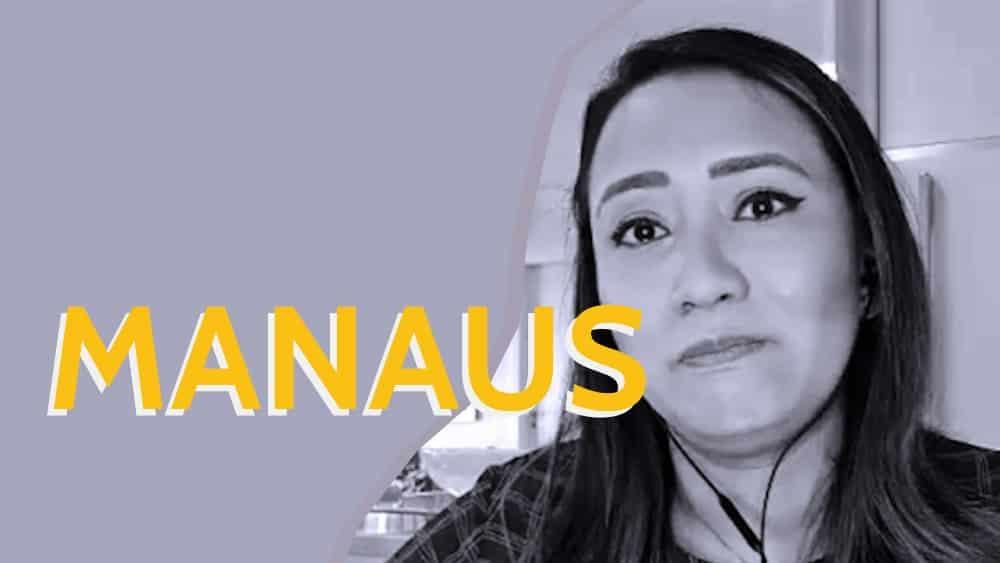 Médica que trabalha na linha de frente do combate ao coronavírus fala sobre a situação da pandemia em Manaus.