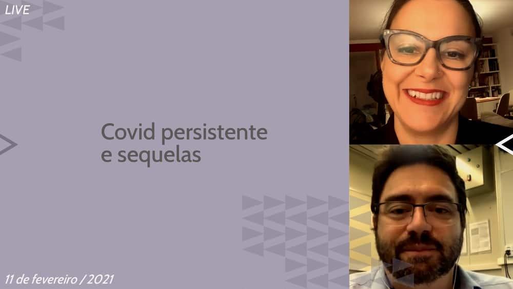 Frederico Fernandes, presidente da Sociedade Paulista de Pneumologia e Tisiologia (SPPT), fala sobre sequelas da covid-19