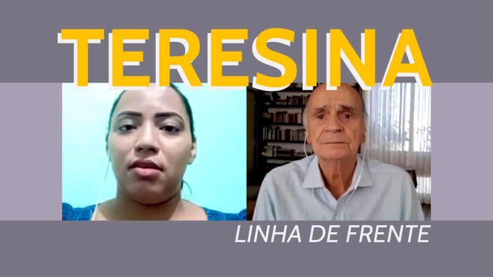 Polyena Silveira é a técnica de enfermagem da foto que virou símbolo do colapso do sistema de saúde brasileiro durante a pandemia de covid-19. Neste episódio emocionante do Linha de Frente, ela conta o que se passava em sua cabeça naquele momento.