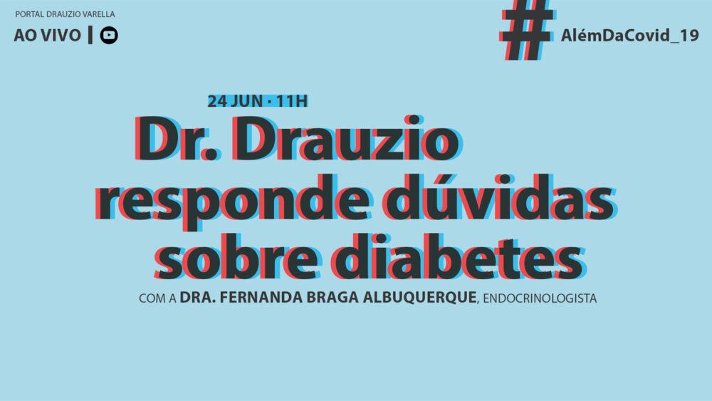 A dra. Fernanda Braga Albuquerque, endocrinologista e metabologista, explica tudo que você precisa saber sobre a diabetes.